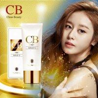 Kem nền trang điểm CB Cream Gold S Brightening 35ml