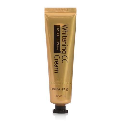 Kem nền trang điểm Mediqueens Whitening CC Cream SPF 35+ 30g