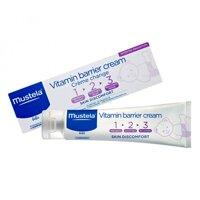 Kem ngăn ngừa hăm tã 123 Vitamin Barrier Cream 50ml
