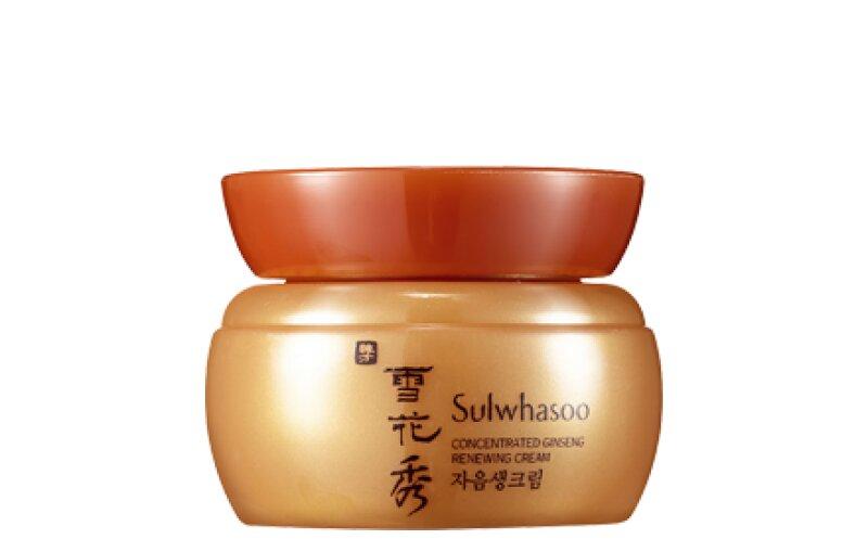 Kem nhân sâm cao cấp phục hồi da lão hoá Sulwhasoo Concentrated Ginseng Renewing Cream 5ml