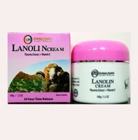 Kem nhau thai cừu Golden Health Lanolin - Chống lão hóa, nhăn da