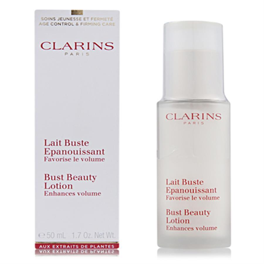 Kem nở ngực Clarins Bust Beauty Lotion Enhances Volume