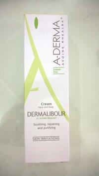Kem phục hồi dịu da và kháng khuẩn A-Derma Dermalibour 50ml