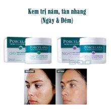 Kem Porcelana Skin Lightening Day - Night Cream