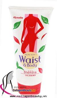 Kem tan mỡ bụng Waist & Body