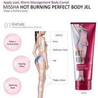 Kem tan mỡ Hot Burning Perfect Body Gel 200ml