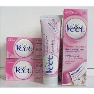 Kem tẩy lông Veet dành cho da thường - 100 ml