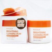Kem tẩy trang dưỡng trắng cho da dầu, da hỗn hợp Beauskin