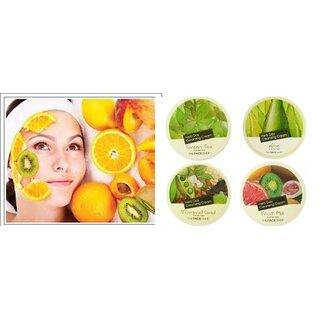 Kem Tẩy Trang Trái Cây Herb Day Cleansing Cream 150ml
