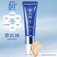 Kem trang điểm CC Cream Kose Sekkisei White 30g