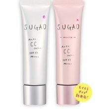 Kem trang điểm CC Sugao Air Fit SPF23 PA+++
