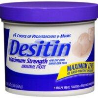 Kem trị hăm cho bé Desitin 454g