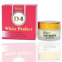 Kem trị mụn, sẹo thâm vĩnh viễn White Perfect D4