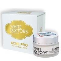 Kem trị mụn White Doctors Acne Pro 25ml