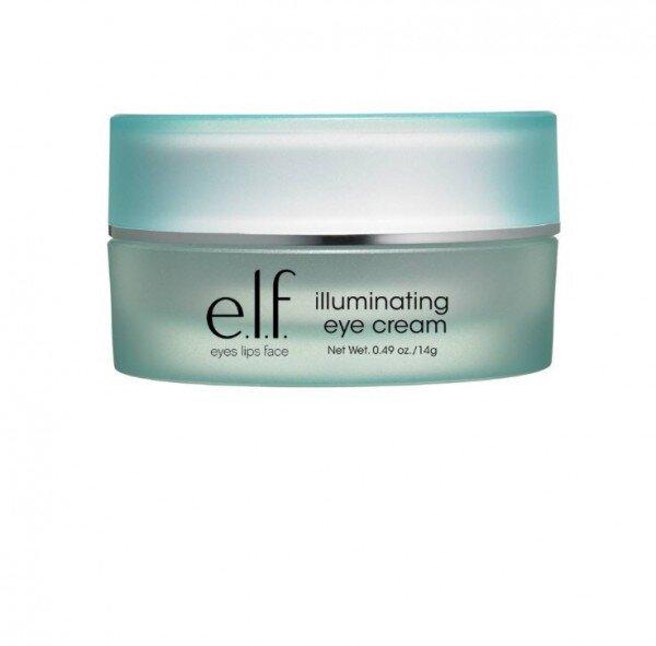 Kem trị quầng thâm và bọng mắt ELF illuminating eye cream 14g