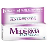 Kem trị sẹo thủy đậu Mederma Advanced Scar Gel