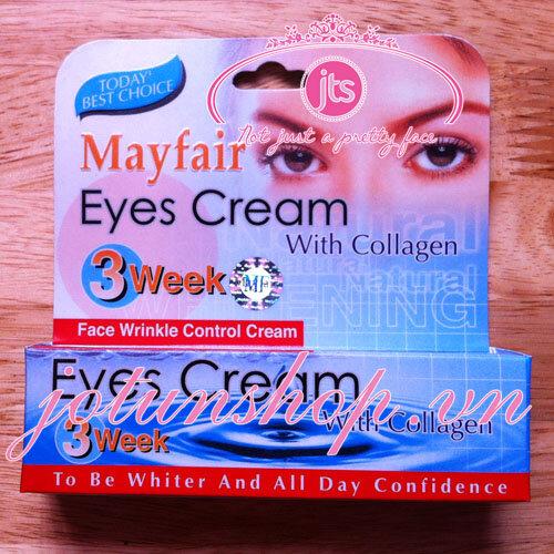 Kem trị thâm quầng mắt Mayfair Eyes Cream