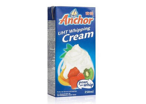Kem tươi Whipping Cream hiệu Anchor 250ml