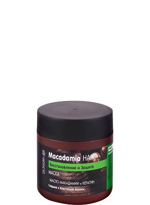 Kem ủ phục hồi tóc hư tổn Macadamia Hair – 300 ml
