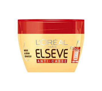 Kem ủ tóc dành cho tóc khô L'Oreal Elseve Masque Anti-casse