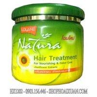 Kem ủ tóc lạnh Lolane Natura Thái Lan 500ml