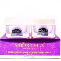 Kem ủ trắng thảo mộc sữa dê Mocha