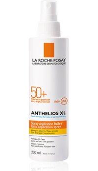 Kem xịt chống nắng toàn thân body La roche posay Anthelios XL - 200 ml