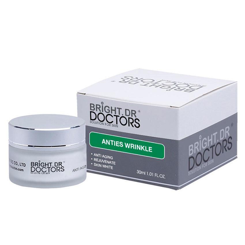 Kem xóa và ngăn ngừa nếp nhăn Bright Doctors Anties Wrinkle