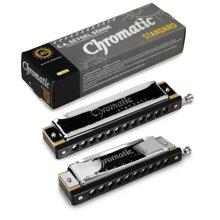 Kèn Harmonica SeyDel Chromatic Standard 48 - 50480