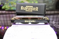 Kèn Harmonica Suzuki MR-200C