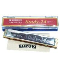 Kèn Harmonica Suzuki Study 24