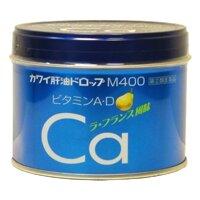 Kẹo Canxi Nhật M400 (dầu gan cá)
