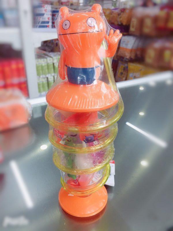 Kẹo cốc tổng hợp vị trái cây PAW patrol Hà Lan