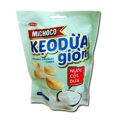 Kẹo cứng Michoco dừa giòn 100g