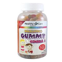 Kẹo Dầu Cá Omega 3 Healthy Care cho Bé 250 viên