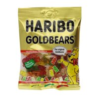 Kẹo dẻo Goldbears Haribo gói 30g