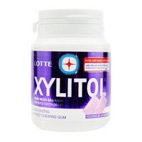 Kẹo gum không đường Xylitol hộp 58g