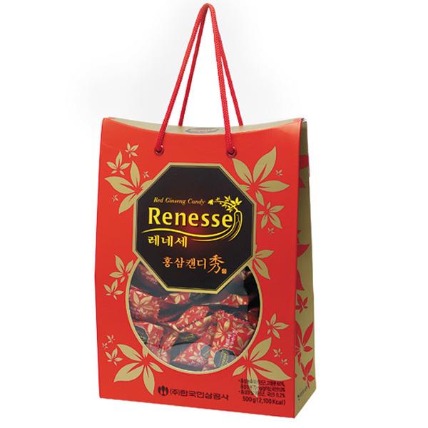 Kẹo hồng sâm Renesse Candy 500g