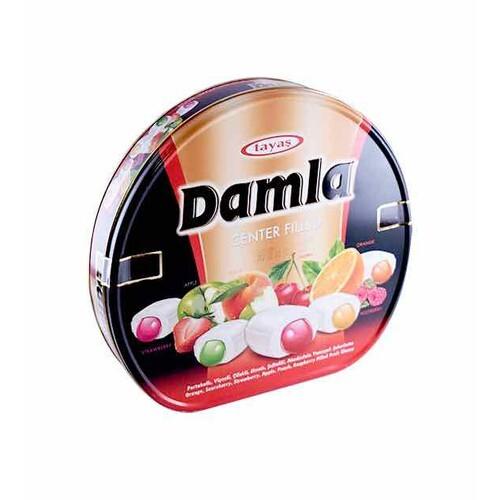 Kẹo mềm Tayas Damla vị trái cây 600g