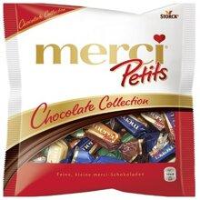Kẹo Merci Petits Chocolate Collection 125g