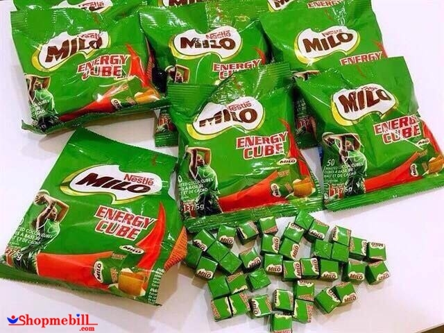 Kẹo Milo Cube 50 Viên