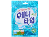 Kẹo ngậm không đường hương bạc hà Anytime gói 60g