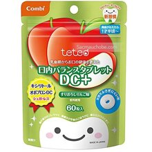 Kẹo ngừa sâu răng cho bé Combi vị táo 60 viên