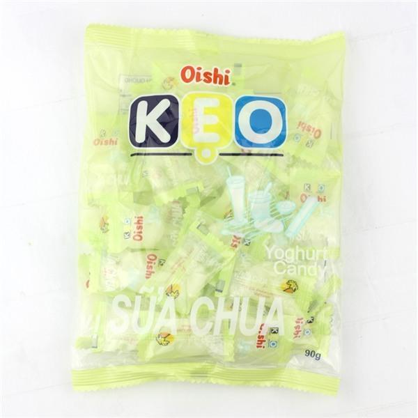 Kẹo Oishi hương sữa chua 90g (Mã SP: 039008)
