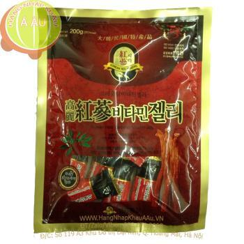 Kẹo Sâm dẻo Hàn Quốc Korea – 200 g