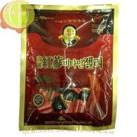 Kẹo Sâm dẻo Hàn Quốc Korea - 200 g