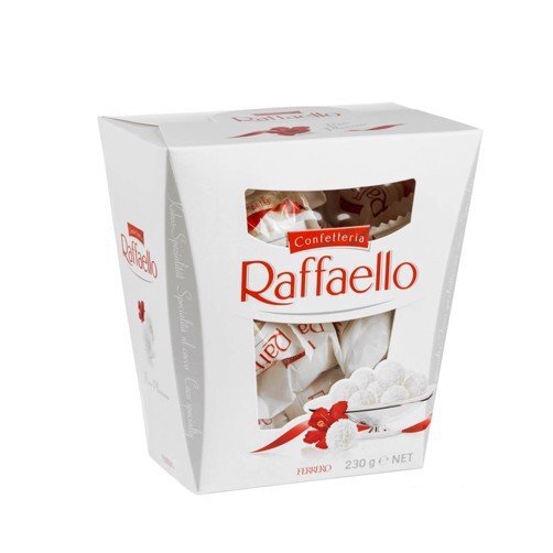 Kẹo Socola nhân hạnh nhân Ferrero Raffaello 230g