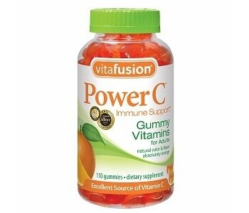 Kẹo vitamin C nhập khẩu Mỹ Vitamin C vitafusion power C-VPC