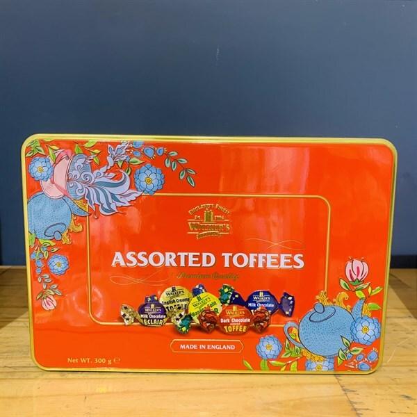 Kẹo Walkers Assorted Toffee 300g