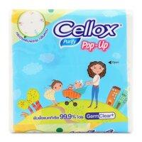 Khăn giấy ăn Cellox gói 96 tờ